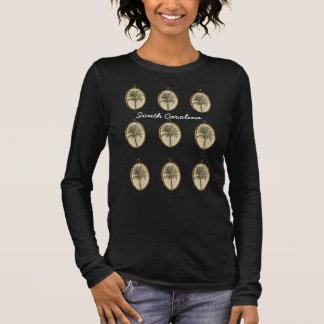 La Caroline du Sud - T-shirt de concepteur