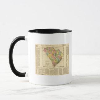La Caroline du Sud USA Mugs