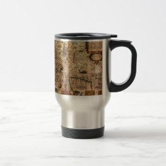 la carte d'Asie du Sud-Est hictoric la plus import Mug