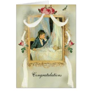 La carte de félicitations de la huche 2