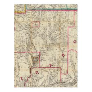 La carte de Howe du secteur d'huile de la