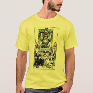 La carte de tarot de char t-shirt