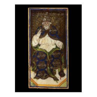 La carte de tarot de Hierophant
