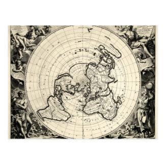 La carte la plus ancienne cartes postales