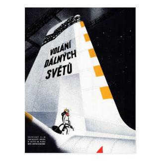 La carte postale d'appel de cieux (Russe - 1959)