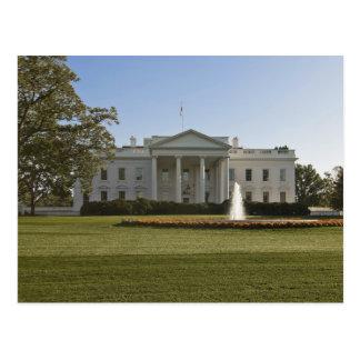 La carte postale de la Maison Blanche