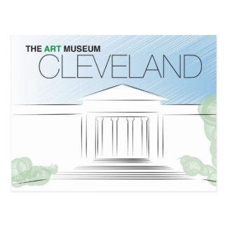 La carte postale de Musée d'Art de Cleveland