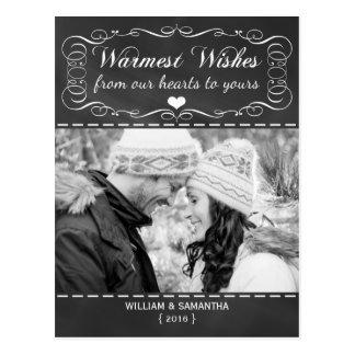 La carte postale de vacances de souhaits la plus c