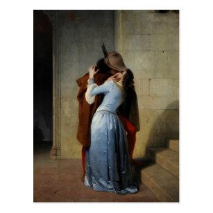 La carte postale du baiser/IL Bacio