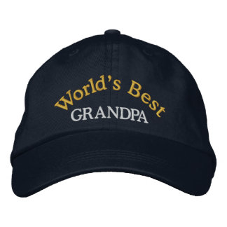 La casquette de baseball brodée le meilleur par