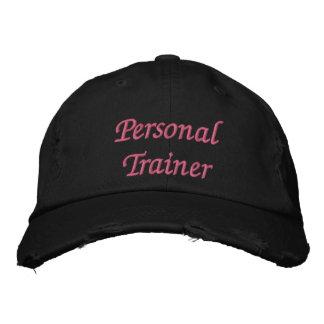 La casquette de baseball des femmes personnelles