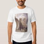 La cathédrale de Notre Dame, Paris, 1836 T-shirts