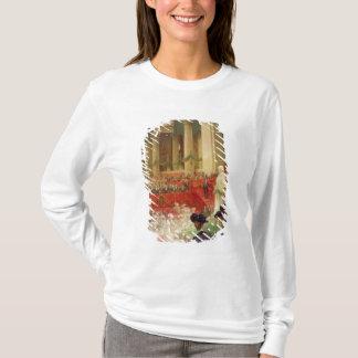 La cérémonie au Panthéon T-shirt