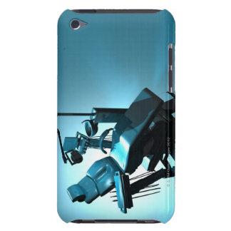 La chaise du dentiste, illustration d'ordinateur coques iPod touch