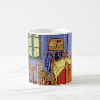 La chambre à coucher de Vincent dans Arles par Mug