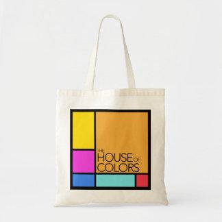 La Chambre du sac fourre-tout à couleurs
