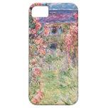 La Chambre parmi les roses, Claude Monet iPhone 5 Case