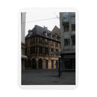 La Chambre Strasbourg France de Kammerzell Magnets