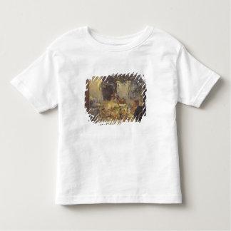 La Champagne T-shirt Pour Les Tous Petits