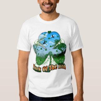 La chance des hommes des couleurs légères de t-shirts