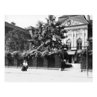 La chancellerie impériale carte postale