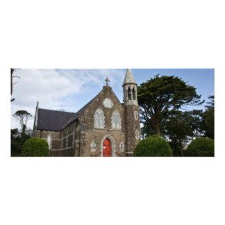 La chapelle de St John île de Valentia Bristols Personnalisés
