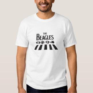 La chemise de beagles t-shirts