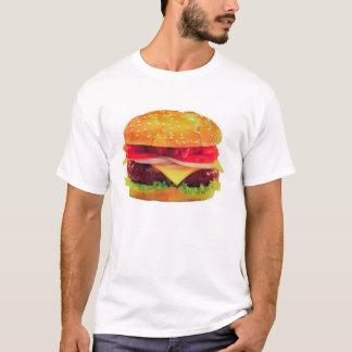 La chemise de cheeseburger t-shirt