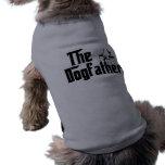 La chemise de chien de Dogfather Vêtement Pour Animal Domestique