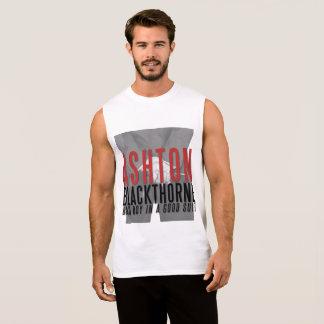 La chemise de la cendre t-shirt sans manches