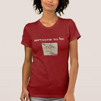 La chemise de l'arpenteur - cru t-shirt