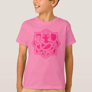 La chemise de l'enfant heureux de Ganesh T-shirts