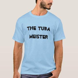 La chemise de Meister de tuba T-shirt