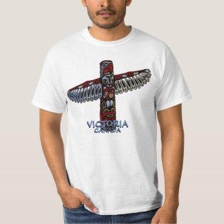 La chemise de souvenir du Canada personnalisent la T-shirt