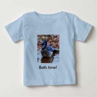 La chemise des enfants de temps de Bath T-shirts