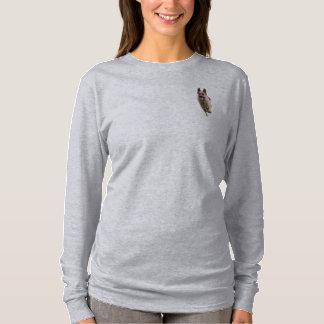 La chemise des femmes de berger allemand t-shirt