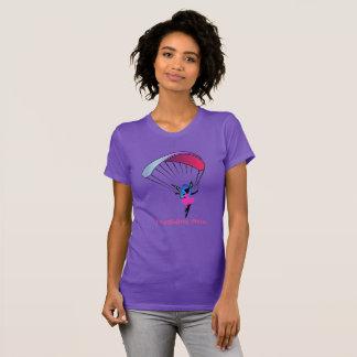 La chemise des femmes de lutin de Piaragliding T-shirt