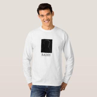 La chemise des hommes iconiques comportant Badin T-shirt