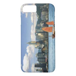 La Chine ; Hong Kong ; Port de Victoria ; Port ; A Coque iPhone 7