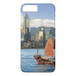 La Chine ; Hong Kong ; Port de Victoria ; Port ; A Coque iPhone 8 Plus/7 Plus