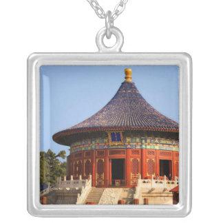 La Chine, Pékin, parc bronzage de Tian, le temple Pendentif Carré