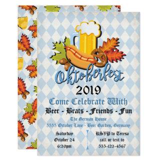 La chute d'Oktoberfest laisse des invitations de