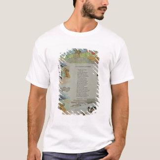 La cigale et la fourmi des fables t-shirt