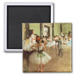 La Classe de Danse par Edgar Degas Aimant