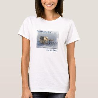 La clé de Suite-Cèdre de lune de miel, T-shirt -