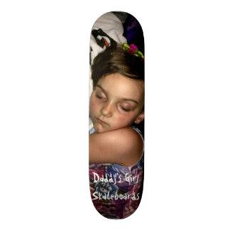 La collection de Courtney Skateboards Cutomisables