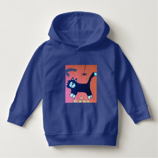 La collection sinueuse de Ralph - le sweat - shirt
