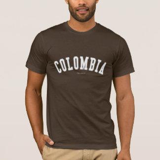 La Colombie T-shirt