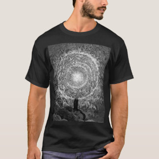 La comédie divine de Dante : Rose blanc - Gustave T-shirt
