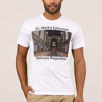 La Communauté d'église épiscopale de St Mark T-shirt